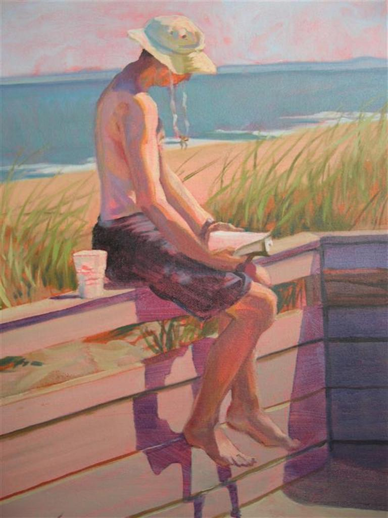 lunch-break-plum-island-oil-14x18-300
