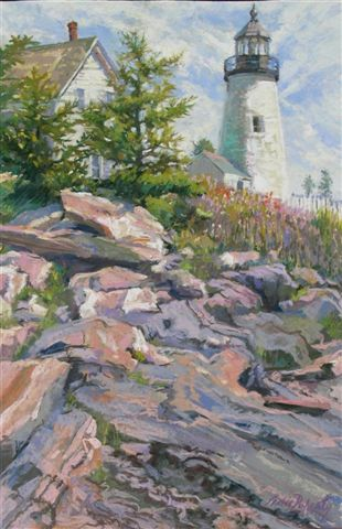 pemaquid-point-light-pastel-framed-11-75x18