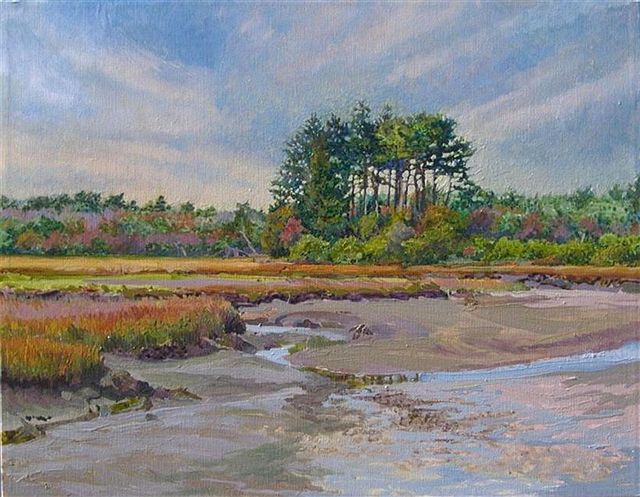 sentinels-in-autumn-parsons-beach-oil-framed-700