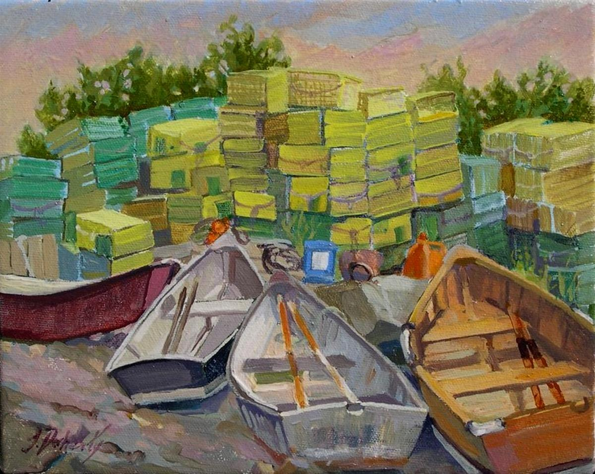 skiffs-and-traps-monhegan-is-oil-framed-8x10-250